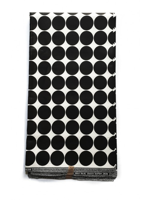 Black Poker Dots