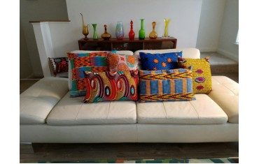 How to Choose the Perfect African Print Fabric for Every Room
